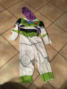 LIKE NEW! BUZ LIGHT YEAR 3/4 COSTUME