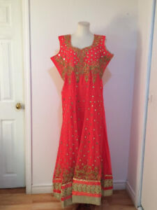 Indian party wear outfits (Lehengas, Straight, Fancy, Gown)