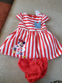 3-6M original Disney Store dress