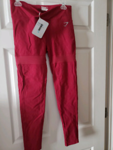 Brand New Gymshark Nikki Blackketter Pants