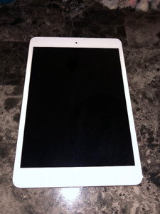 Apple iPad Mini 2 - 128 GB / Silver / USED - FREE LIFEPROOF