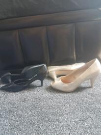 Ladies Elegant Footwear.