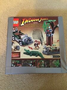 Lego Indiana Jones 7625 River Chase Sarnia Sarnia Area image 2