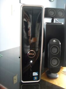 (RAM-3 GIGS) (HDD-2TB) (VIDEO-2 GIGS) Dell Tower Only!