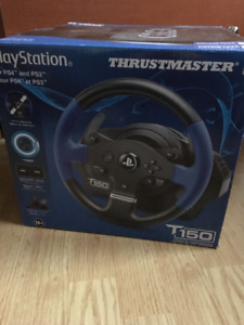 Thrustmaster T150 (PS$/PS3/PC)