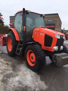 Amazing prices! Kubota Tractors Available For Rent