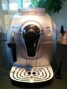 Saeco XSmall - Pour les amateurs de café à budget réduit