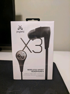 Jaybird X3 Wireless Bluetooth Ear Buds