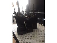 Walkie talkie hytera pd705 security building retail events commercial radio