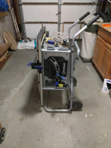 "Kobalt 10"" Table Saw with Folding Stand"