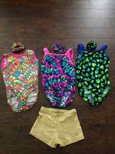 Girl's gymnastic outfits Peterborough Peterborough Area image 1