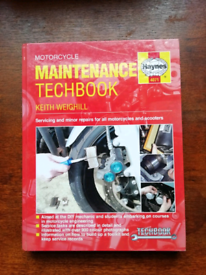 Maintenance Techbook produced by Haynes