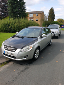 Kia Ceed 1.6 LS CRDI ... 09 serious cheap car for the year and miles