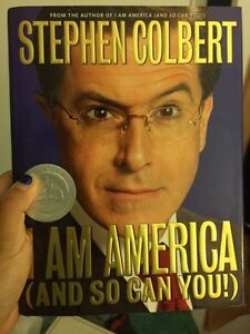 I am america (and so can you) stephen colbert
