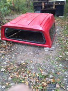 Red Truck Cap (Chevy 99-06)