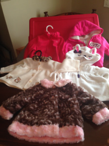 Baby Clothes 0-18 Months