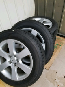 "18""  for Hyundai Santa fa OEM wheels"