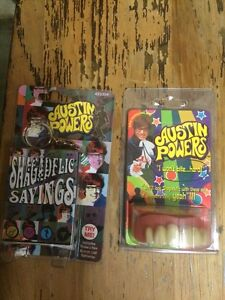 5 Austin Powers Collectibles
