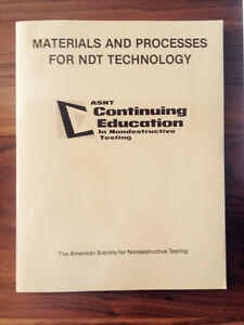 Materials and Processes for NDT Technology (unused)