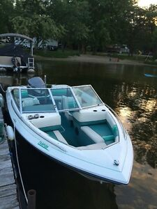 130 HP Boat with trailer