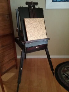 Painting Art Easel