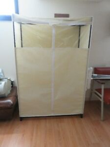 """40"""" Wide Covered Wardrobe"""