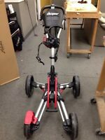 Clicgear 8.0 4 wheel golf push cart