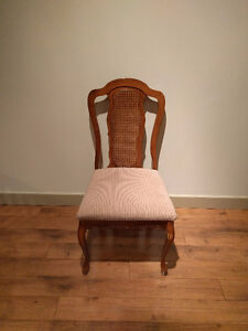 Solid Wood, Upholstered chair