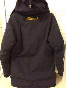 Canada goose Man's jacket for $500.