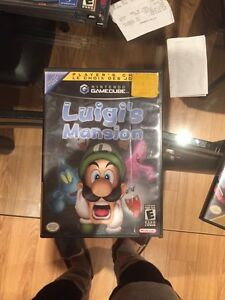luigis mansion GameCube