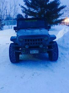 Bush wacker fenders 200 obo for a jeep