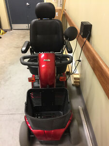 Power Scooter - Pride Victory 10