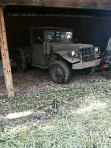 WANTED! Military M37 pickup body style