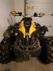 2010 can am renegade xxc 800