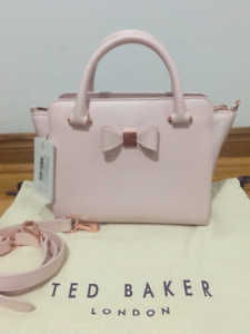 Authentic brand new Ted Baker bow tote