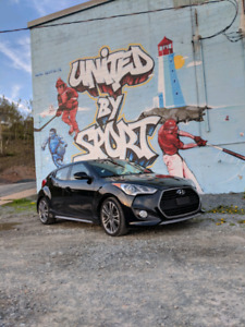 2016 veloster turbo + tech/nav pkg
