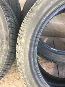 Mint 225-45-17 Bridgestone Ecopia EP422 + Tires - PRICE DROP Cambridge Kitchener Area image 3