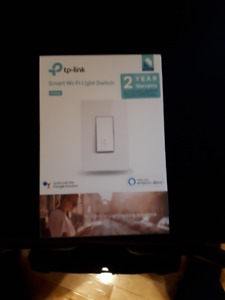 LIGHT SWITCH for your SMART HOME: TP-LINK Wi-Fi Light Switch