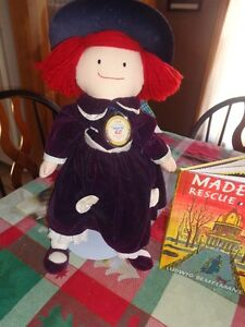 MADELINE DOLL CELEBRATING 60 YEARS WITH STAND Windsor Region Ontario image 1