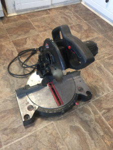 "Jobmate 8 1/4"" Compound Mitre Saw"