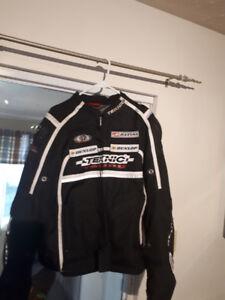 Manteau Moto full protection Teknic Racing