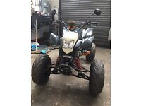 BASHAN 200cc ROAD LEGAL QUAD 2008