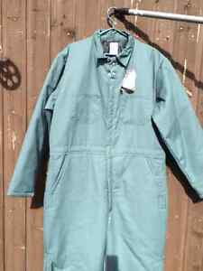 Men's Insulated Coveralls
