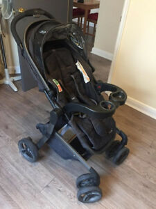 Safety 1st Lux Stealth Travel System Stroller & Graco Swing
