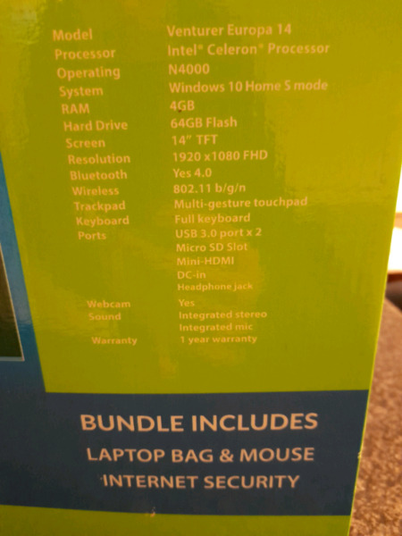 2 different laptops for sale
