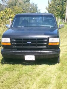 1992 Ford NITE f150