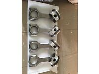 Forged pistons and rods B18C4