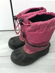 Columbia size 12 youth boots