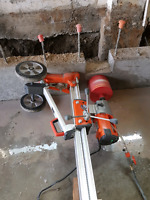 Concrete Cutting and Coring