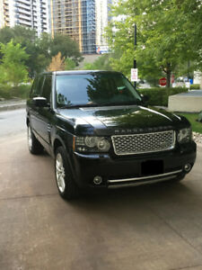 2007 Land Rover Range Rover Supercharged Autobiography Black!!!